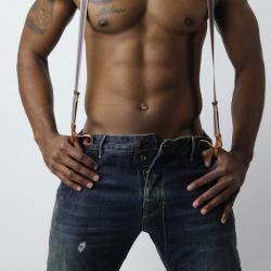 Staff Jeans Suspenders Ben for men