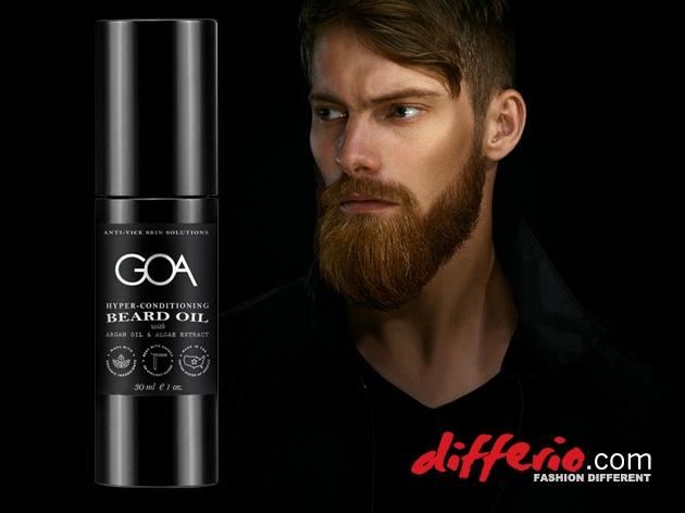 Goa beard oil