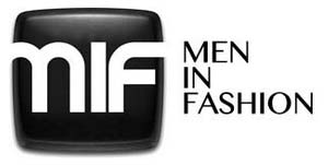 men in fashion logo