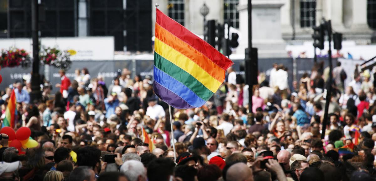 lgbt pride parade photo